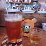 Kunitachi Tea House - 白桃アールグレイティー