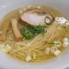 千茶屋 - 料理写真:塩ラーメン