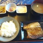74111941 -   釧サバのサバ定食(790円)(^_^)