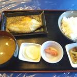 74111943 - ツボダイの定食(790円)
