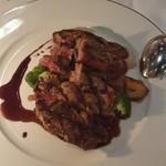 RESTAURANT DAZZLE - 熊本県産赤牛ランプ肉