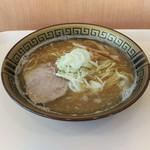 らぁ麺 しろがね - 料理写真:コテッとした鶏魚介そば~☆