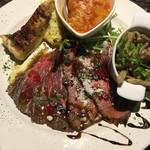 塊肉ステーキ&ワイン Gravy'sFactory - 前菜盛り M