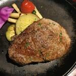 塊肉ステーキ&ワイン Gravy'sFactory - フィレ