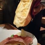 74118054 - 「ラクレットチーズ」