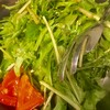 きのこと水菜のしゃきしゃきサラダ