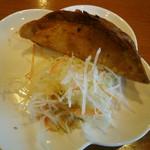 氷花餃子 - 料理写真:津ぎょうざ1個280円(税込)