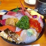 くう海 - うに入りくう海丼 ¥2350