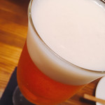 チャイニーズバル マルク - 生ビール