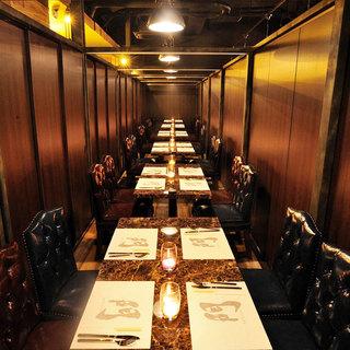 【刈谷最大規模】完全個室は少人数~最大150名様迄ご利用可能