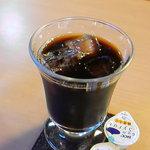 たいむ - アイスコーヒー