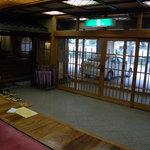 泉都 - 広い玄関