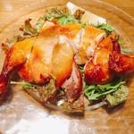 チャイニーズバル マルク - 香港式、骨付き鶏のパリパリ