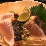 瀬戸内鮮魚料理店 - やっぱり鰆の塩たたき☆