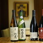 洋食 おがた - 洋食に合う辛口の日本酒を4つの蔵元からセレクト