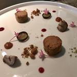 D'ORO HATSUDAI - チョコレートのパルフェ