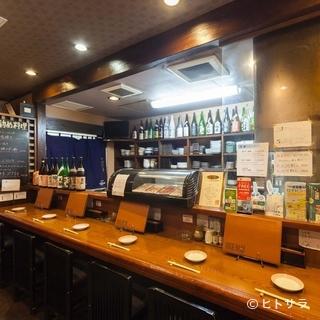 お一人様もくつろげる雰囲気。松江への出張・観光の折にお気軽に