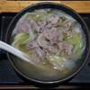 恵 - 料理写真:肉うどん 850円