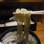 恵 - 麺