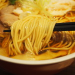 麺尊RAGE - 麺アップ