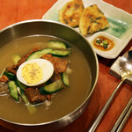 クックハン - ムル冷麺