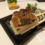 74131174 - 炙りさんま押寿司♡