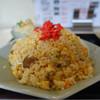 くっちゃん - 料理写真:大盛り炒飯