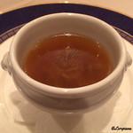 74136799 - セップ茸のコンソメスープ