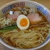 ほっこり中華そば もつけ - 料理写真:ワンタン中華そば