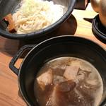 北野坂 奥 - つけ麺730円