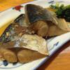 清川 - 料理写真:さば醤油煮