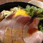 洋飯屋 ガブ - 料理写真:ガブ丼大(700円)