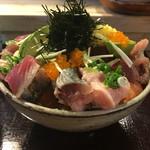 74138442 - ばら海鮮丼(1,000円)