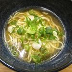 神戸しゃぶしゃぶ KAIRA - 中華麺