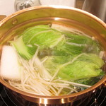 神戸しゃぶしゃぶ KAIRA - 旬の野菜九種盛り