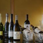 ・グラスワイン各種