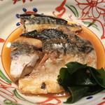 赤坂あじさい - 銀さば味噌煮