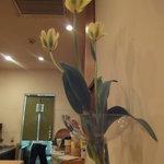 小石川 かとう - 本日のお花