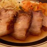薩摩っ子ラーメン - ☆豚さんも食べちゃいましょう☆