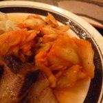 薩摩っ子ラーメン - ☆キムチもたくさん食べます☆