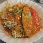 CHO-TARI - サラダ(大蒜効いてます)
