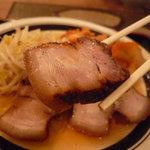 薩摩っ子ラーメン - ☆肉厚でなかなか素敵です(*^。^*)☆