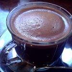 たかしまコーヒー店 - カフェモカホット