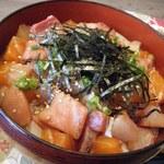 四季の蔵 食楽亭 - まかない海鮮漬丼