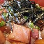 四季の蔵 食楽亭 - まかない海鮮漬丼ZOOM