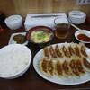 餃子のゆうた - 料理写真:餃子ランチ