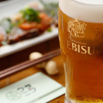 ウラニワ - エビス生ビール