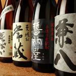 ウラニワ - 大分の焼酎、日本酒をはじめ、約80種類のお酒をご用意しております☆