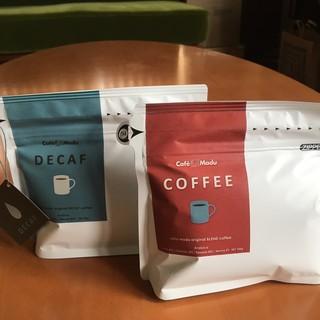 マディオリジナルコーヒー&デカフェ