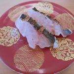 京寿司 - 料理写真:真鯛(^w^)